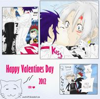 Happy Valentines... Maybe by courtz-89