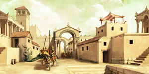 Seleucid Background by LordGood