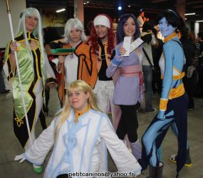 Cosplay_ToS group complete by Winry-74