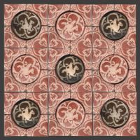 medieval tiles by photodash