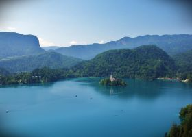 Bled, Slovenia by ElisaDay17