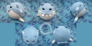 Spheal Plush