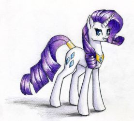 Rarity by magical-marauder