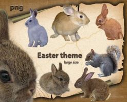 Easter theme (1) by roula33