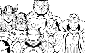 Avengers Extended by BouncieD