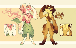 [Pawction] The wingless wonders by PhloxeButt