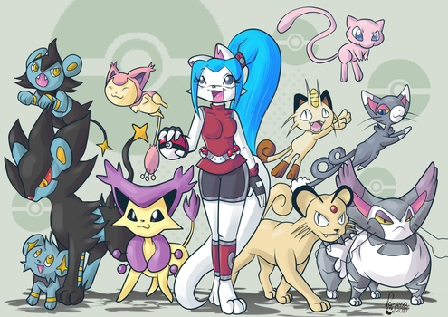 Pokecats by Fificat
