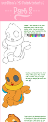 Coloring Tutorial by aunRina