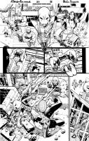 A. Spider Man annual 37 page15 by PauloSiqueira