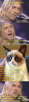 And you thought Kurt was grumpy... by BryonyTemple