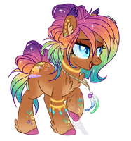 Canon Style Sunkiss Reverie by Silent-Shadow-Wolf