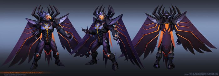 Super Kael'thas by FirstKeeper