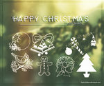 13 Happy Christmas Brushes by PrettyInfinity