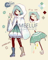 Meelkos #9: Auction [CLOSED] by Meeluf
