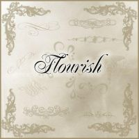 Flourish by gothika-brush