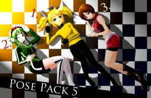 Pose Pack  [DL] by Meeji