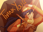 Thank You Card by DaeofthePast