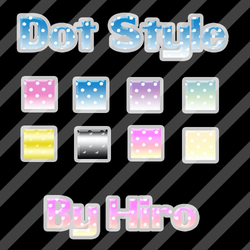 Dot Styles for PS by Ulquiorra-Himura