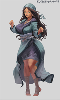 priest character ver.3 by cutesexyrobutts