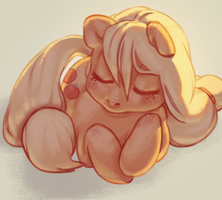 Nappin' Applejack by Fornicata