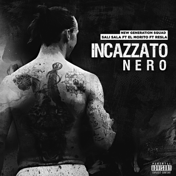 Incazzaro Nero Cover by GherdezGFX