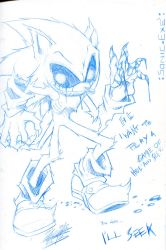 : SONIC.EXE: by Subordinance-Works