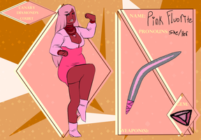 Pink Fluorite - CoD App by CanadianRage