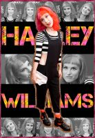 Hayley Williams by Galaxy-Love