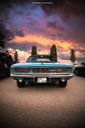 1968 Dodge Charger Front End by AmericanMuscle