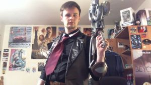 New and improved Booker Cosplay by Collioni69