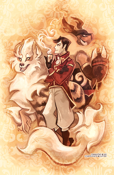 General Iroh and co by cryptosilver
