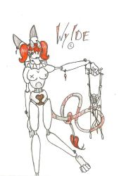 Marionette's Love-Wylde- by Idle-Hatter