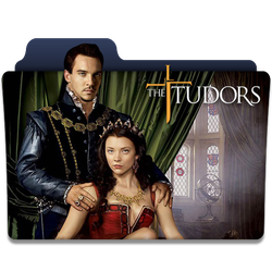 The Tudors : TV Series Folder Icon v1 by DYIDDO