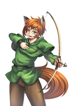 The 'Greatest' Hero of Decura, Nathaniel Fargrove by LordWolx