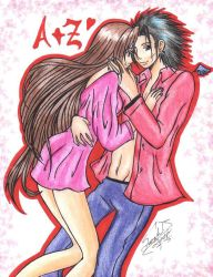 FF7  First Love Zerith by MadeInHeavenFF15