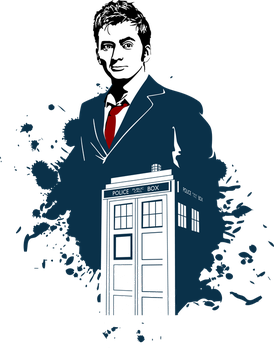 Doctor Who 10 by Mad42Sam