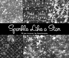 Sparkle Like a Star Textures by ihearttoronto