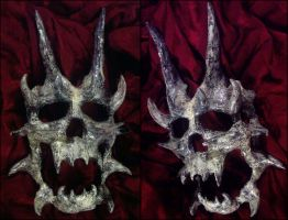 Oni Skull by TormentedArtifacts