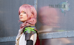 Lightning Cosplay by KashinoRei