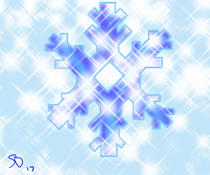 Snowflake by RealSuperSonicBoom