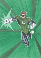 Green Lantern- In Brightest Day by RobertMacQuarrie1