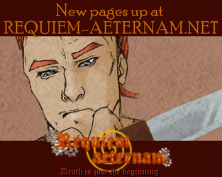Requiem aeternam - Prolog Pages 12-16 by Lucrai-Arts