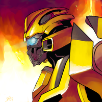 DYEKA Movie Bumblebee by dyemooch