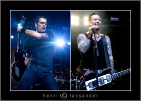 Volbeat by henrimikael