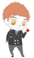 Edward Cullen by BertMel