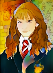 HAPPY BIRTHDAY HERMIONE GRANGER-WIP by Mairelyn