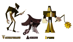 Anthophyllite, Gedrite, and Pyrite - Refs by nrwynter