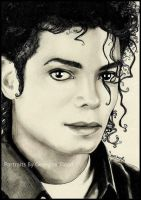 Michael Jackson 1958 - 2009 by georginaflood