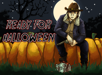 Happy Halloween Carl by Babouille