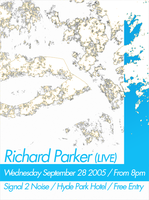 Richard Parker LIVE Sept 28 by richard-parker